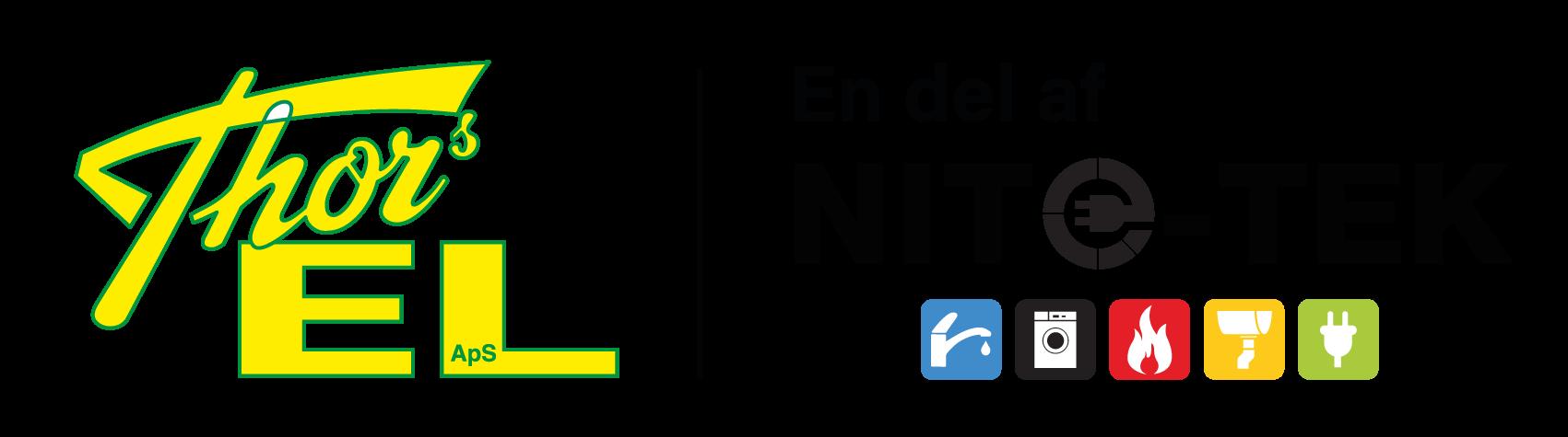 Thors El – Elektriker Ullerslev – Elektriker Langeskov Logo